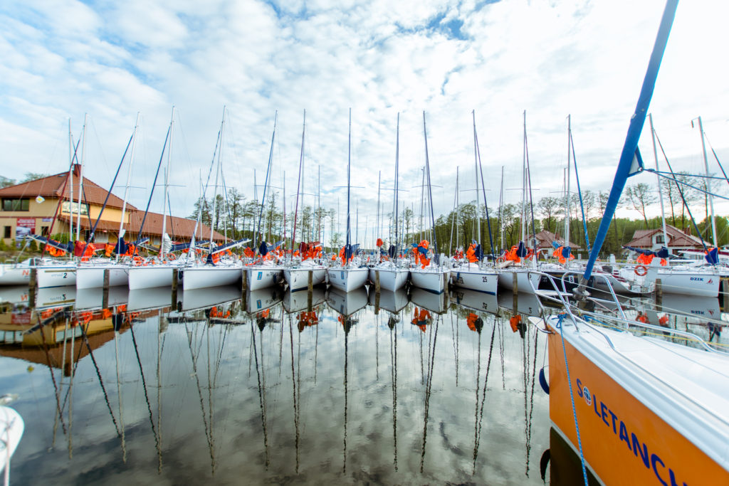 Flota Twist Czarter - jachty bez patentu