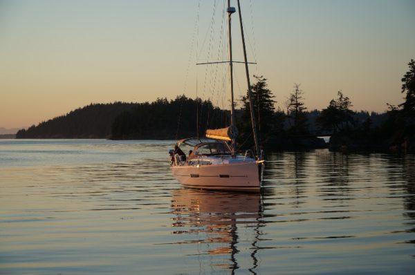 Czarter jachtu - wrzesień