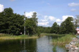Jak działa system ostrzegania na Wielkich Jeziorach Mazurskich