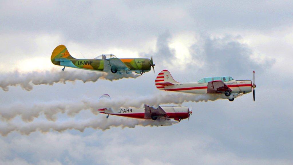 Mazury AirShow fot. http://mazuryairshow.pl/