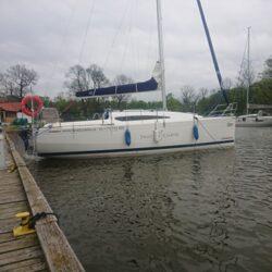Serwis jachtów na szlaku